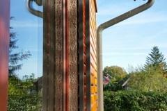 Schiebeläden aus Aluminium: Ferienhaus auf dem Darß