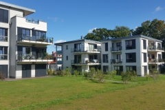 Schiebeläden aus Aluminium: Stralsund